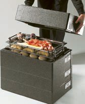 Thermobox Stacking Food Transport Box