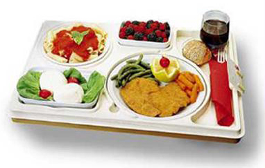 tray_system for meals distribution