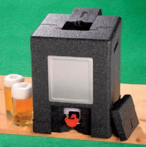 thermobox beer box
