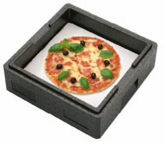 Thermohauser Thermobox Pizza Box