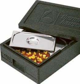 thermobox transport Box Pasta